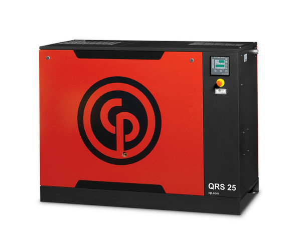 Chicago Pneumatic QRS Series  Compressor - QRS 25 HP BM