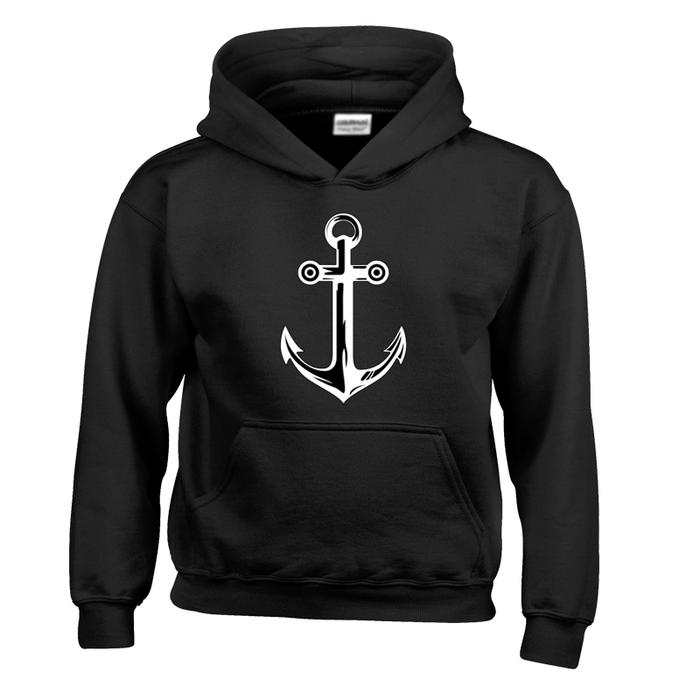 Kids Pirates Of Destiny Anchor - Hoodie