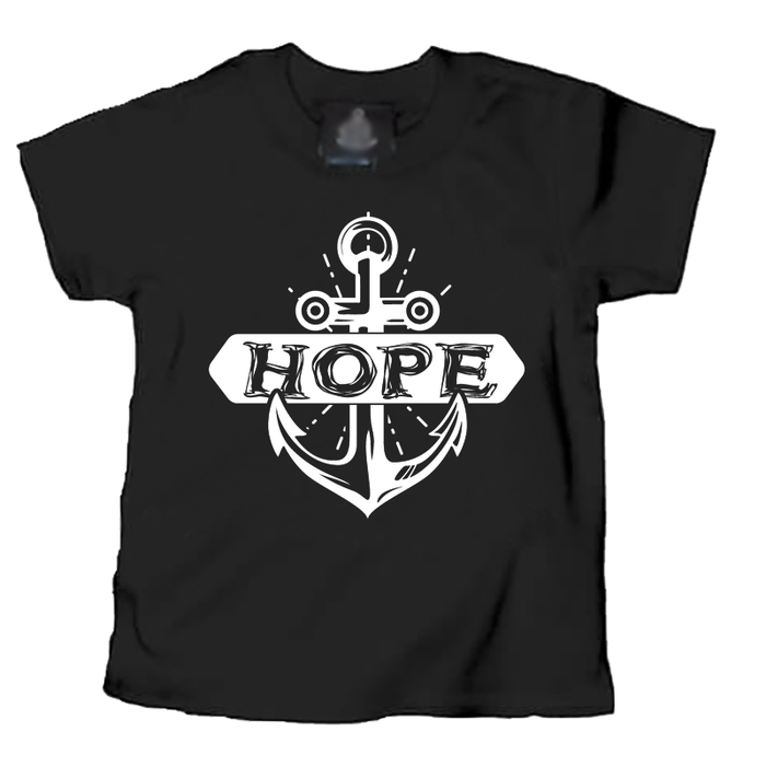Kids Hope Anchor - Tshirt