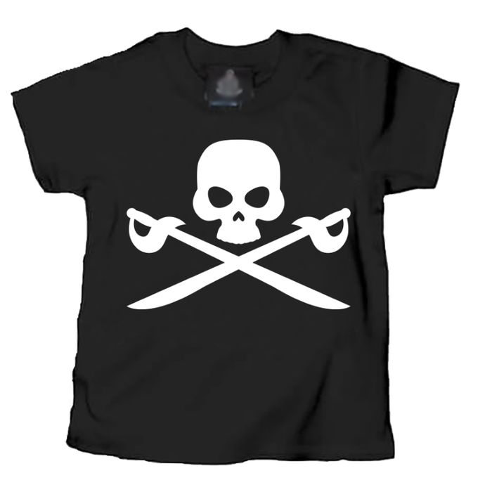 Kids Jolly Roger - Tshirt