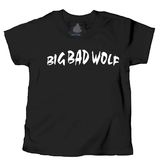 Kids Big Bad Wolf - Tshirt