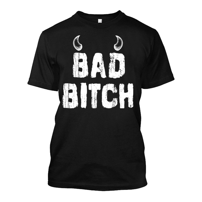 Men'S Bad Bitch - Tshirt