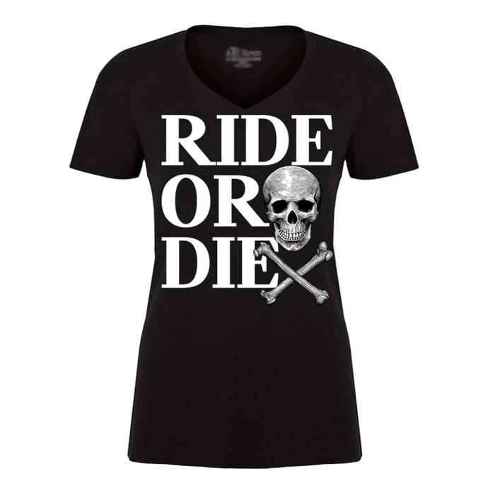 Women's Ride Or Die - Tshirt