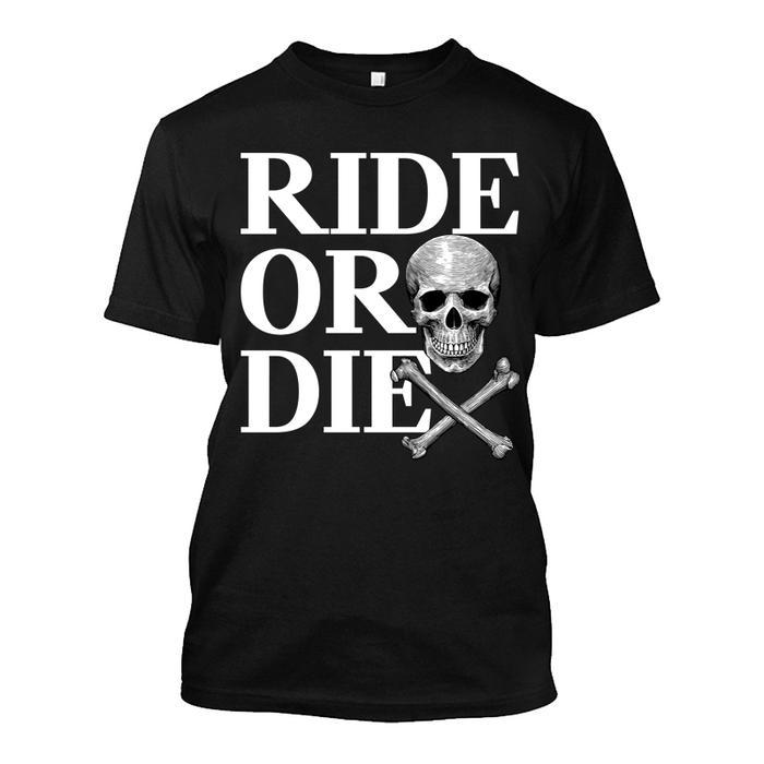 Men's Ride Or Die - Tshirt