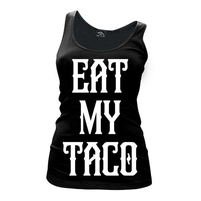 Women'S Eat My Taco - Tank Top