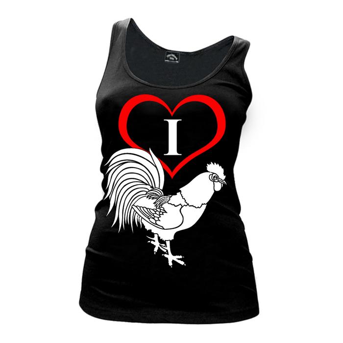 Women's I love Cock - Tank Top