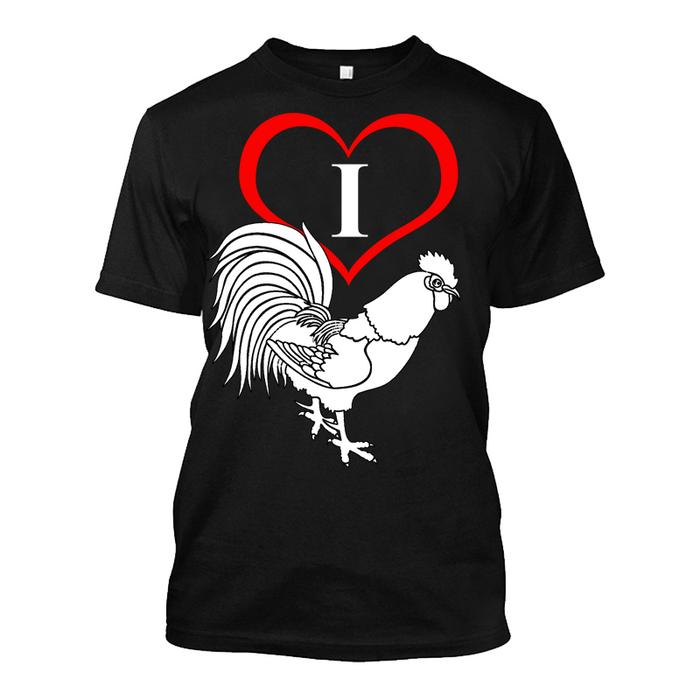 Men'S I love Cock - Tshirt