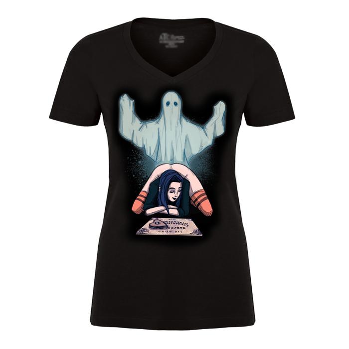 Women's Halloween Shirt 4 - Tshirt