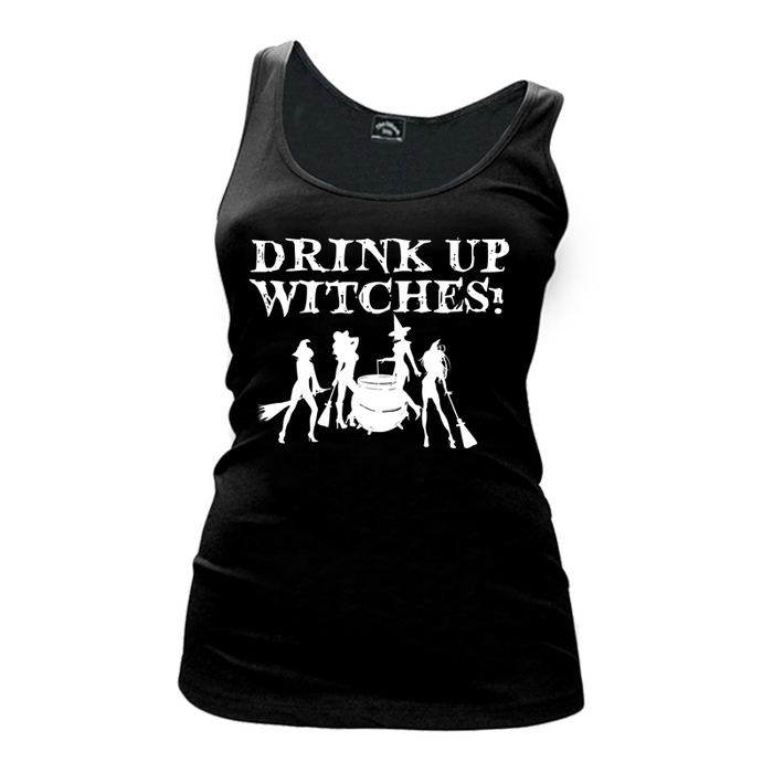 Women's Drink Up Witches (Halloween) - Tank Top