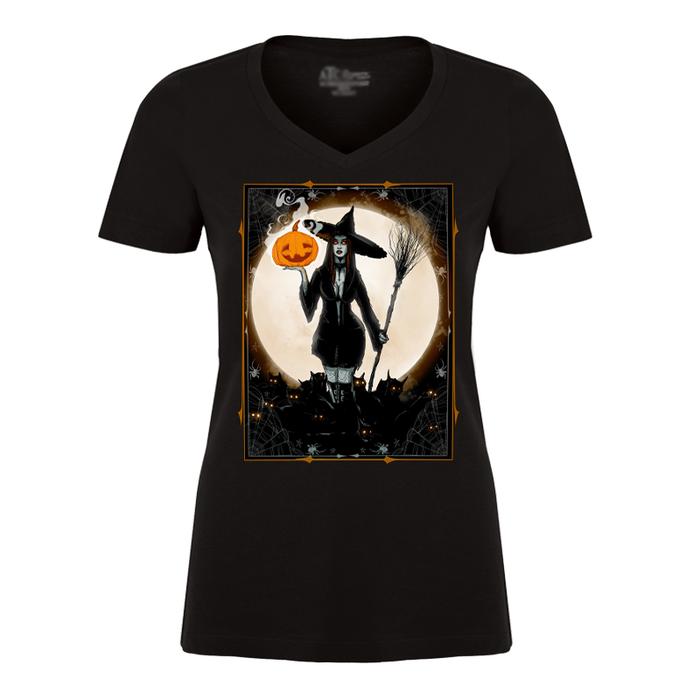 Women's Halloween Shirt 6 - Tshirt