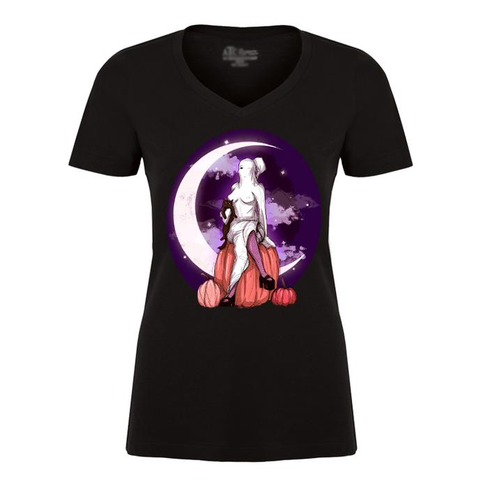 Women's Halloween Shirt 7 - Tshirt
