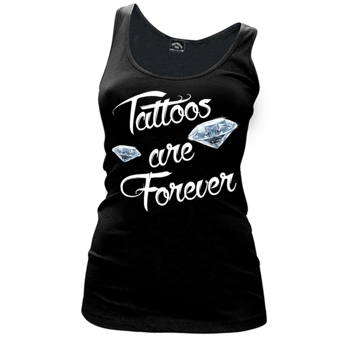 Women'S Tattoos Are Forever - Tank Top