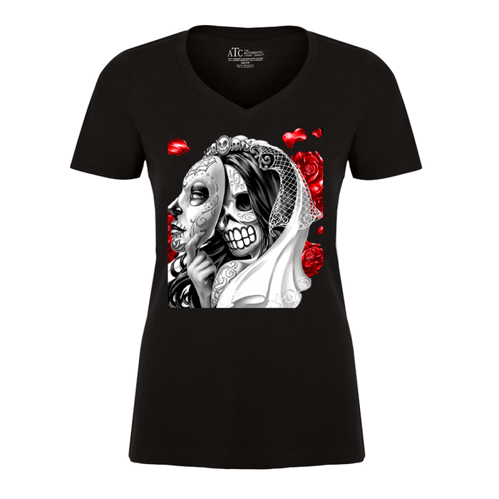 Women'S Life Mask - Tshirt