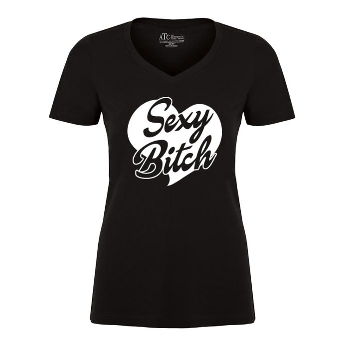 Women's Sexy Bitch - Tshirt