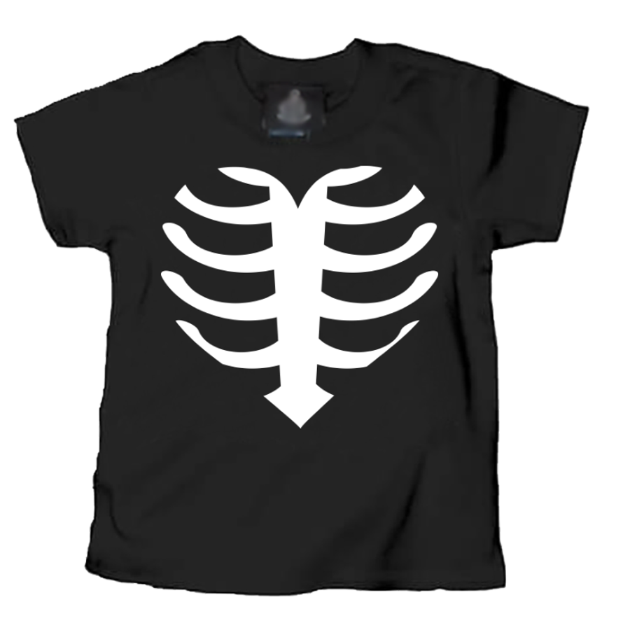 Kids Caged Heart - Tshirt