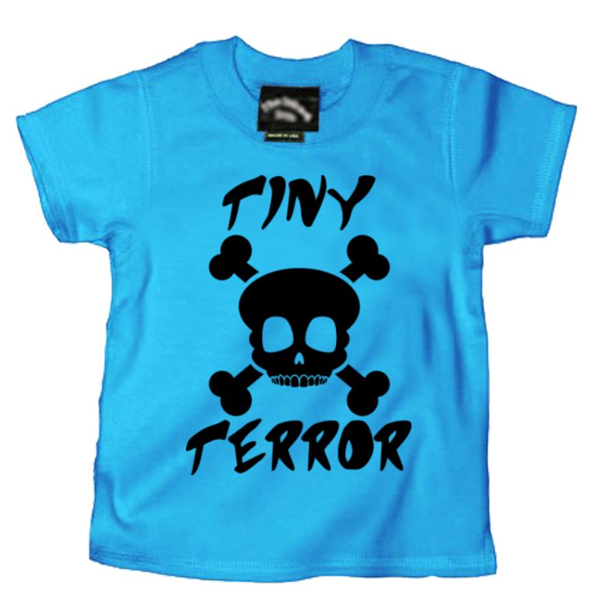 Kids Tiny Terror - Tshirt