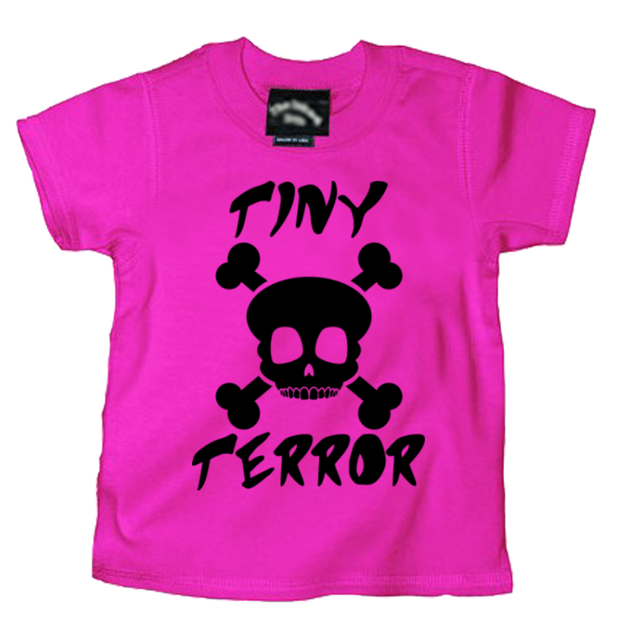 Kids Tiny Terror - Tshirt
