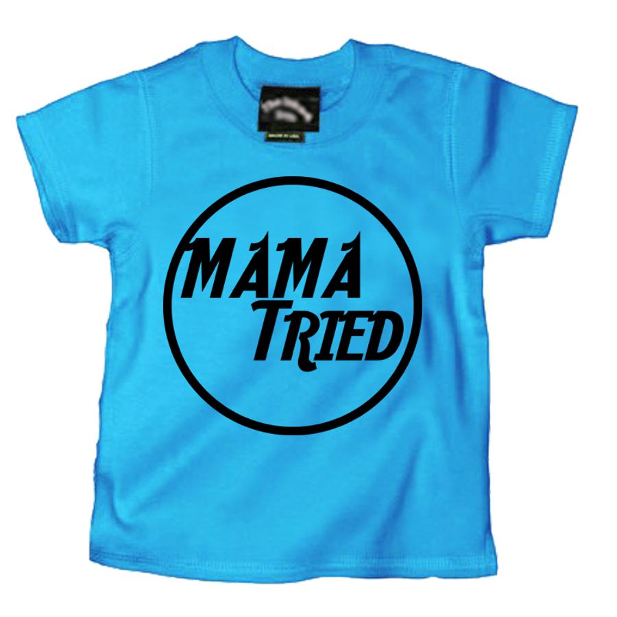 Kids Mama Tried - Tshirt