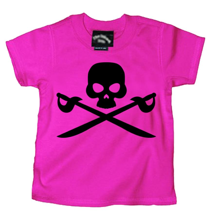 Kids Jolly Roger - Tshirt