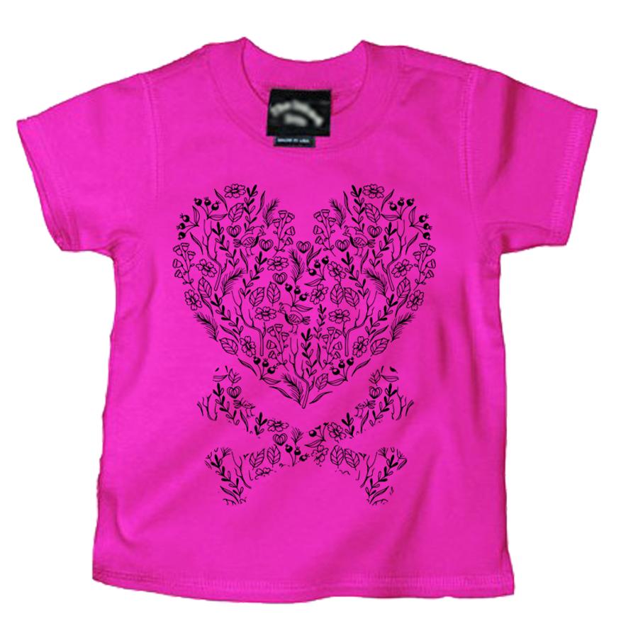 Kids Cross My Heart - Tshirt