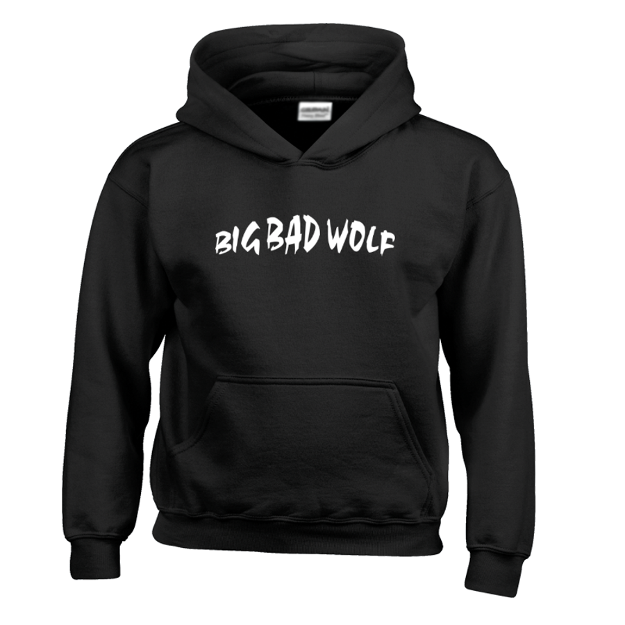 Kids Big Bad Wolf - Hoodie
