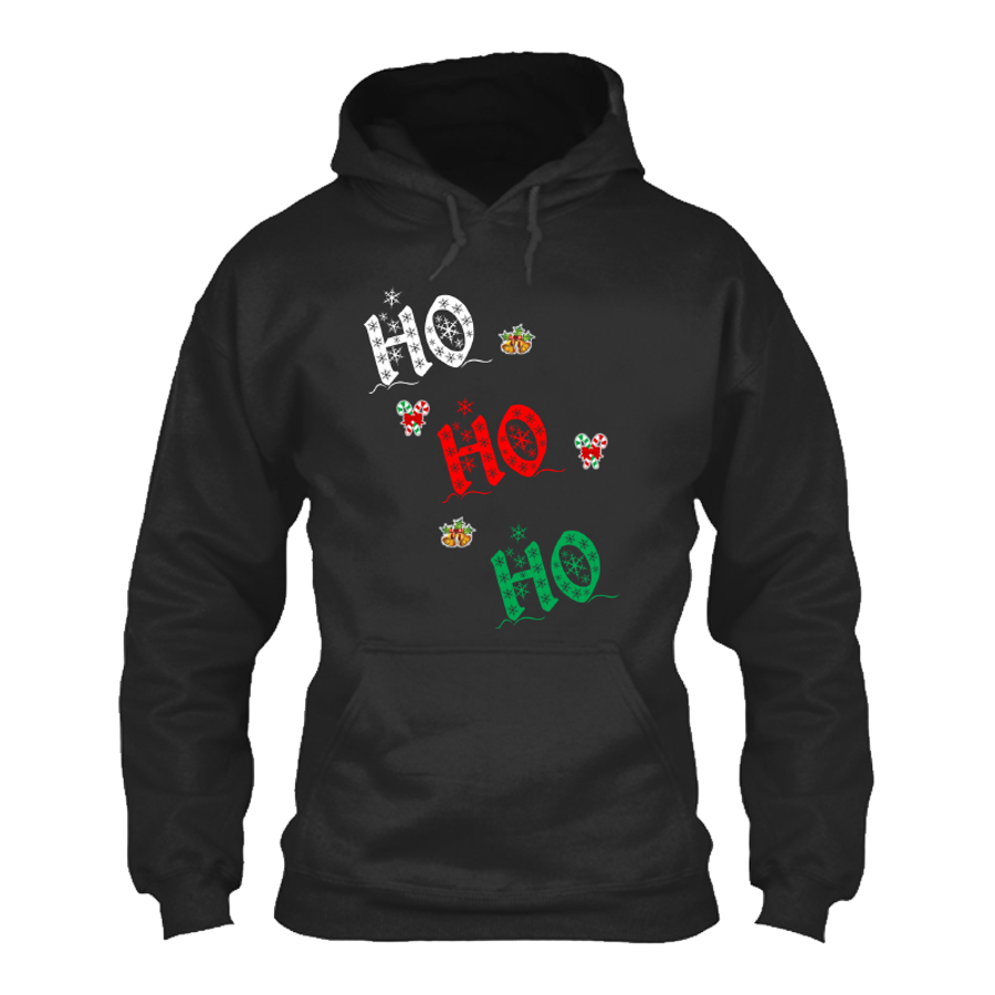 Men'S Ho! Ho! Ho! - Hoodie