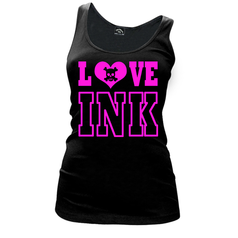 Women'S Love Ink - Tank Top