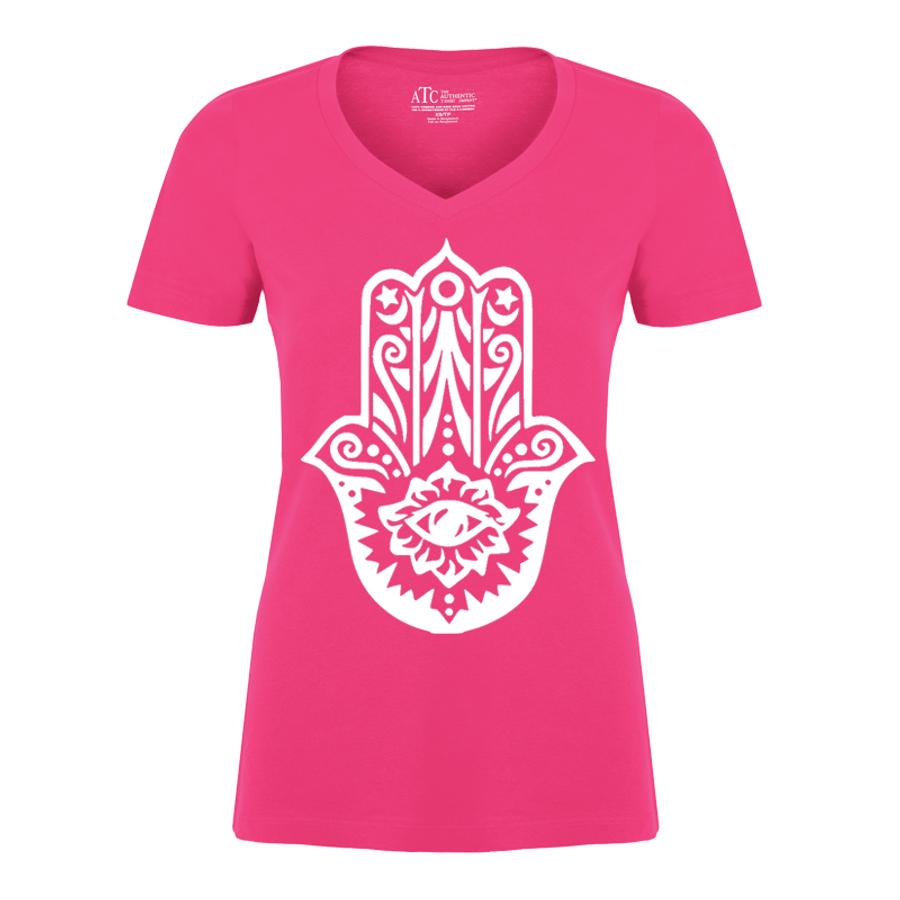 Women'S Hamsa - Tshirt