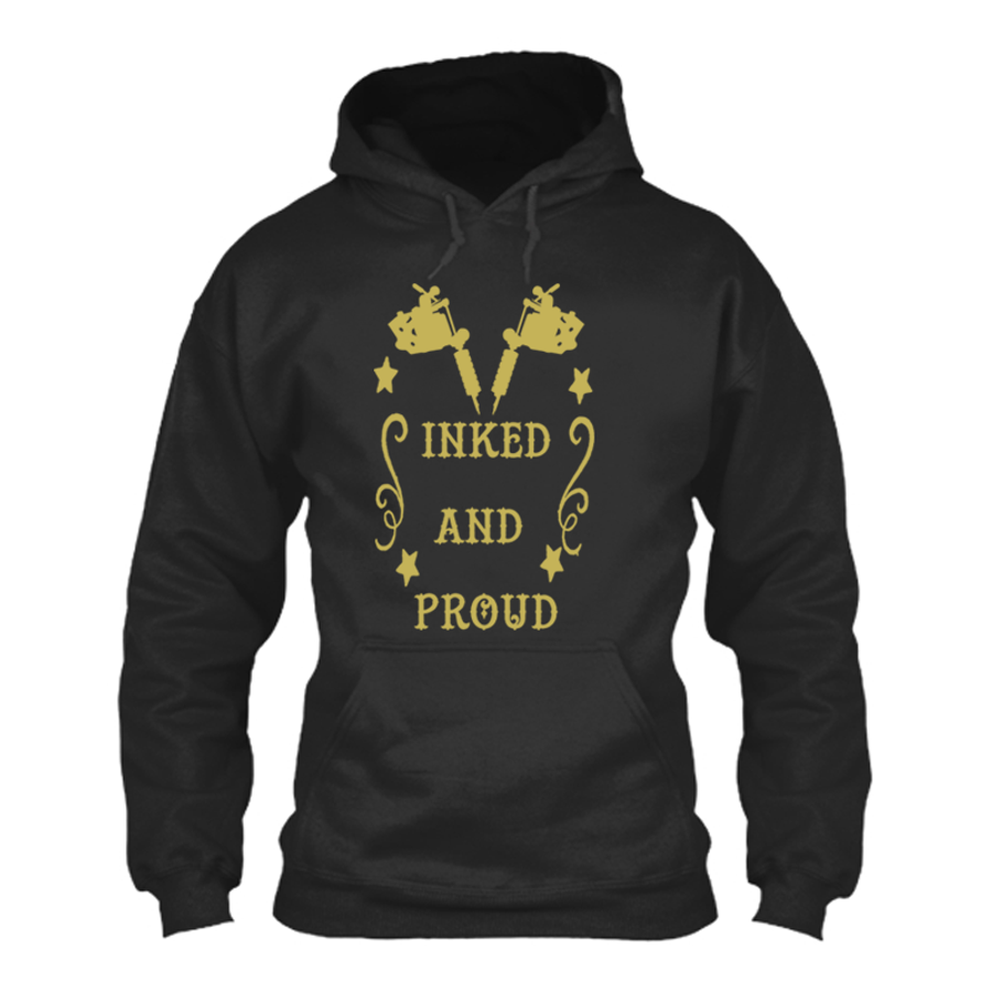 Women'S Inked And Proud - Hoodie