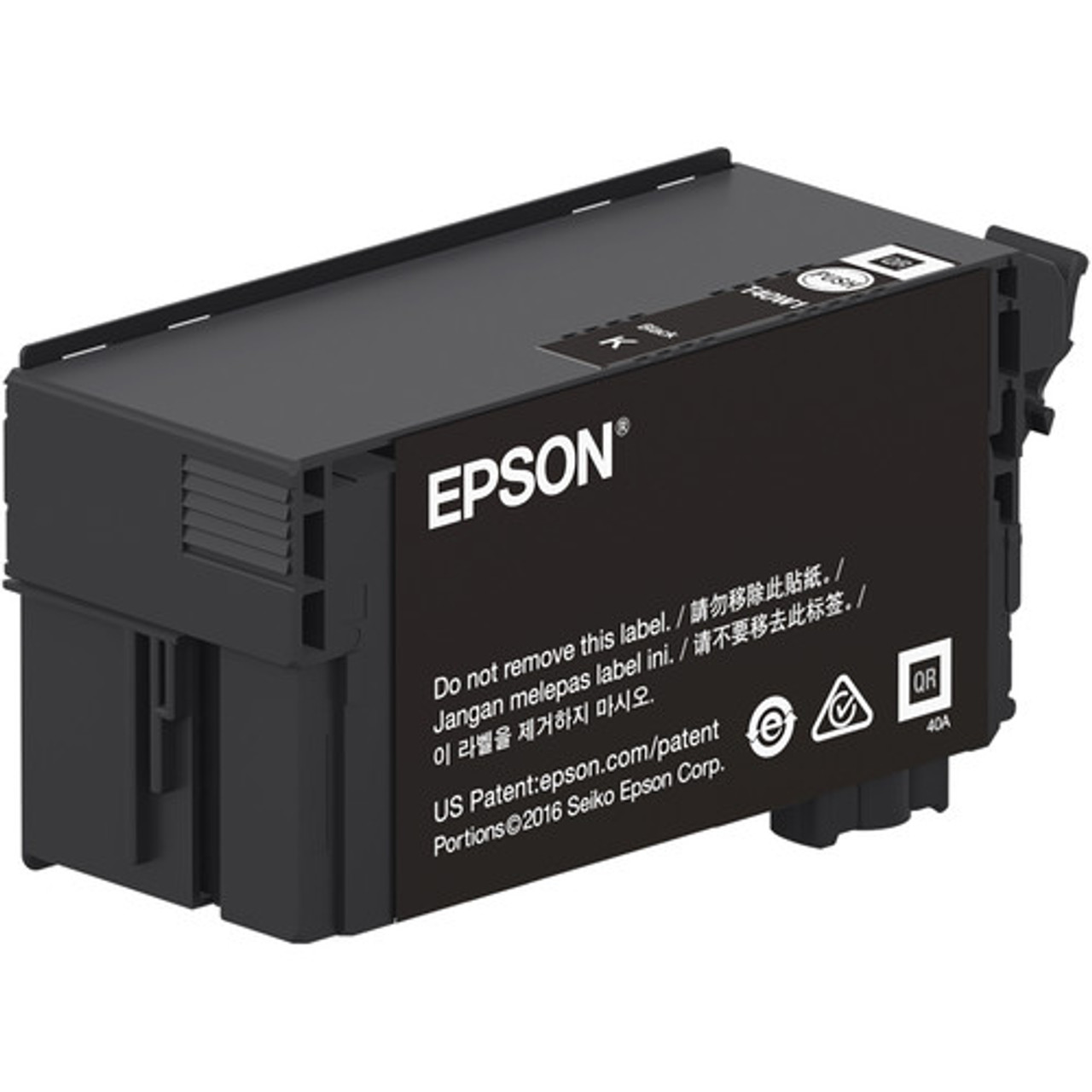 Epson T40W Black High-Capacity Ink Cartridge (80mL)