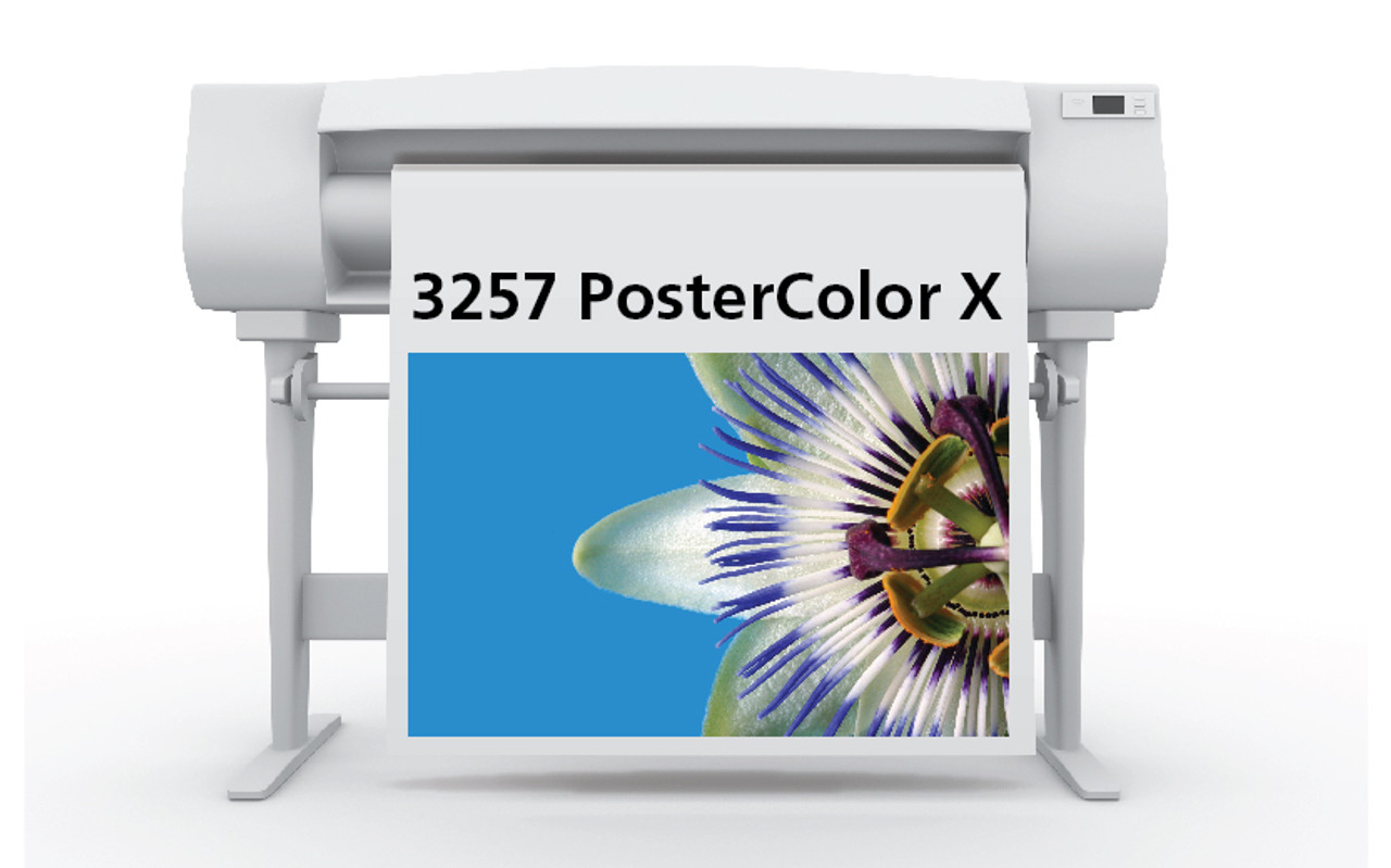 Sihl 3257 PosterColor Matte, 7.5 mil 60 in. x 100 ft.