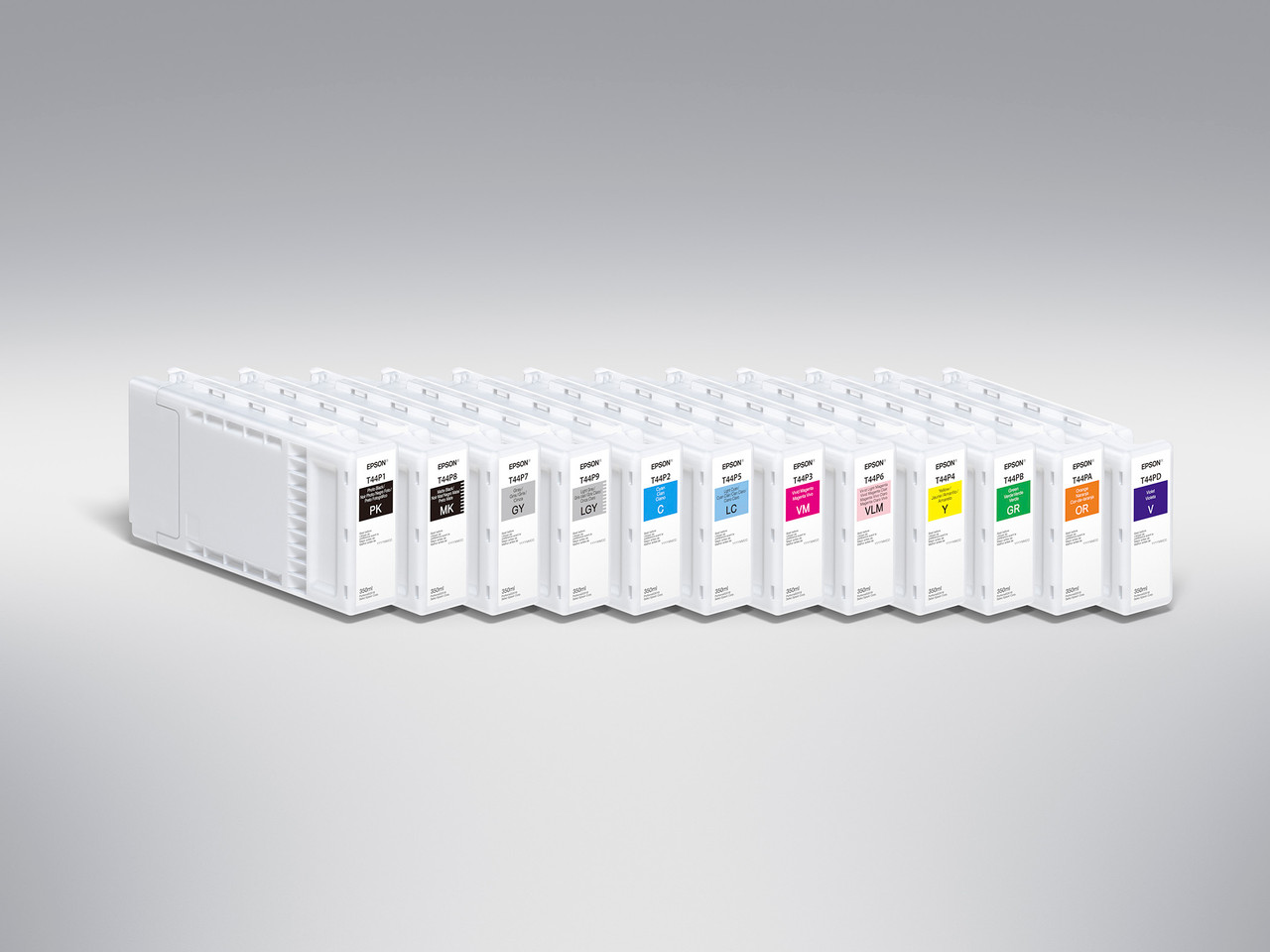 Epson T44H220 Cyan Ink Cartridge, 700 mL