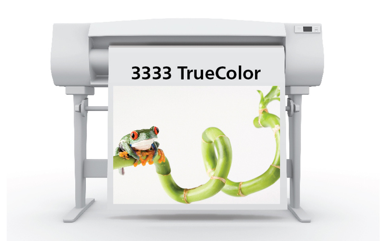 Silh 3333 TrueColor Paper 7 mil / 37lb 50 in. x 100 ft. (3333501000)
