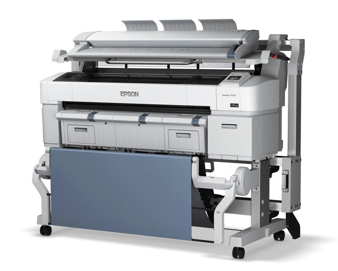 "Epson SureColor T5270 36"" Large- Format Inkjet Printer with MFP option"