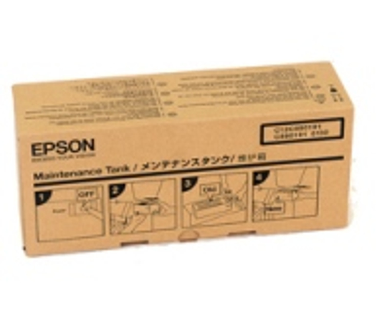Epson Replacement Ink Maintenance Tank C12C890191