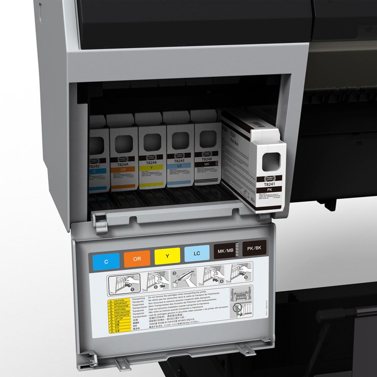 Epson SureColor P7000 Ink Bay