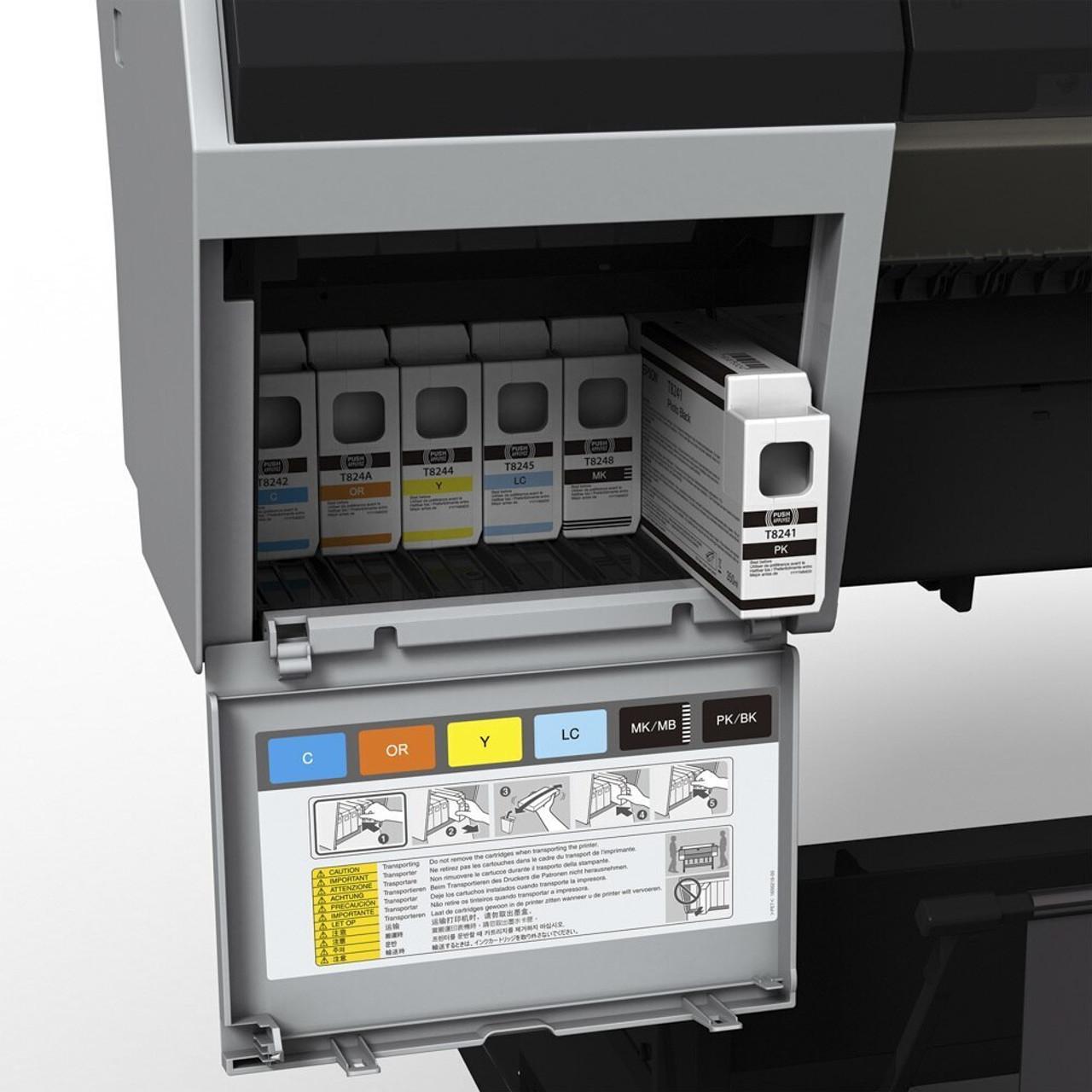Epson SureColor P9000 Ink Bay