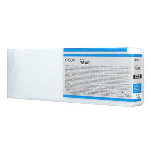 T636200 Epson Cyan Ultrachrome HDR Ink Cartridge