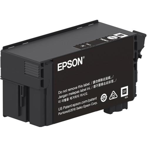 Epson T40W Black High-Capacity Ink Cartridge (80mL)