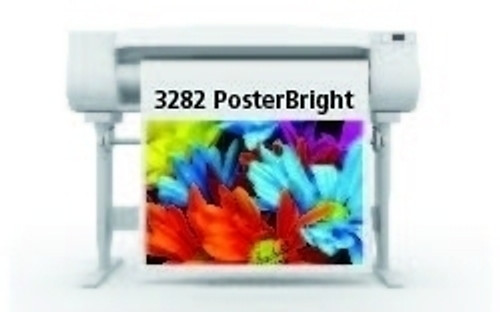 3282 Sihl PosterBright Matte Paper 10 mil 36 in. x 100 ft. Roll