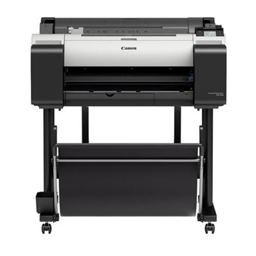 Canon imagePROGRAF TM-200 24 Inch Plotter (With Stand)