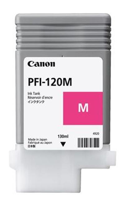 Canon PFI-120 Magenta Ink Cartridge (130mL)