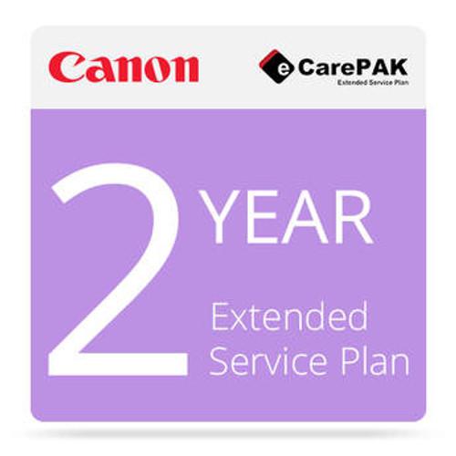 Canon 2-Year eCarePak Extended Service Plan For TM-200 Plotter