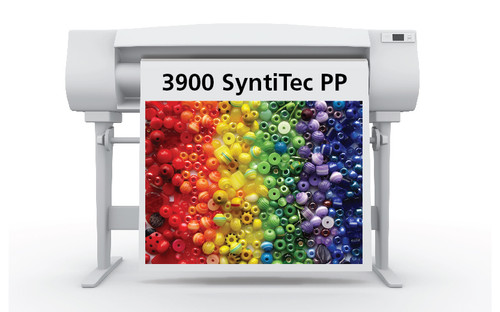 3900 SyntiTec Polypro Outdoor Film Matte 8 mil 24 in. x 100Ft