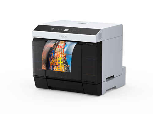 SureLab D1070DE Professional Minilab Photo Printer with Double-Sided Printing