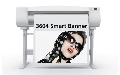 Sihl 3604 SMART Banner Vinyl Matte 15 mil  42in. x 50 ft. (1 Roll)