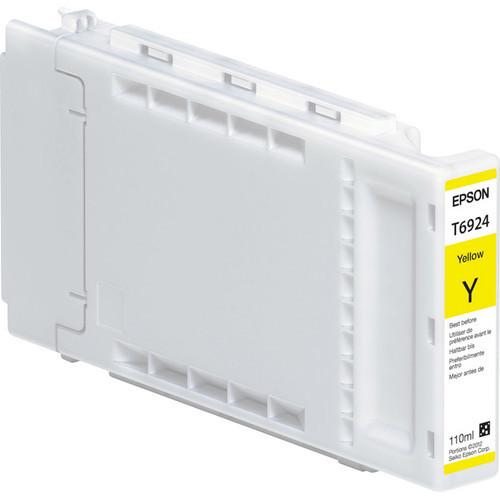 Epson SureColor UltraChrome XD Ink 110ml - Yellow