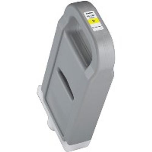 Canon PFI-706 Yellow Ink Cartridge (700ml)
