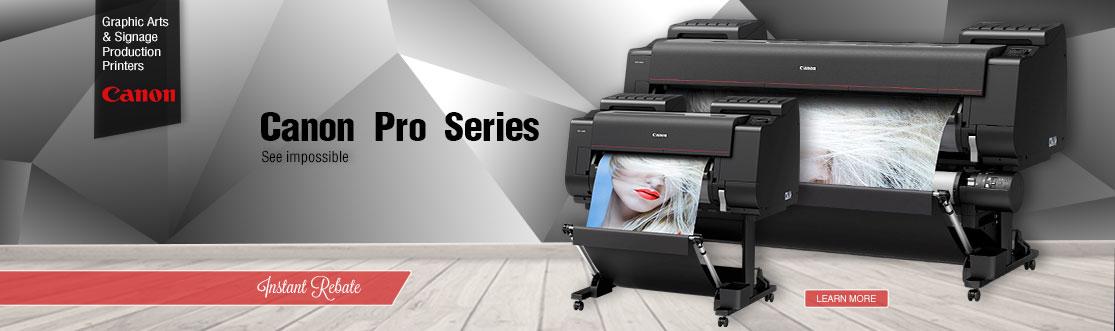 Canon Pro Series Printers