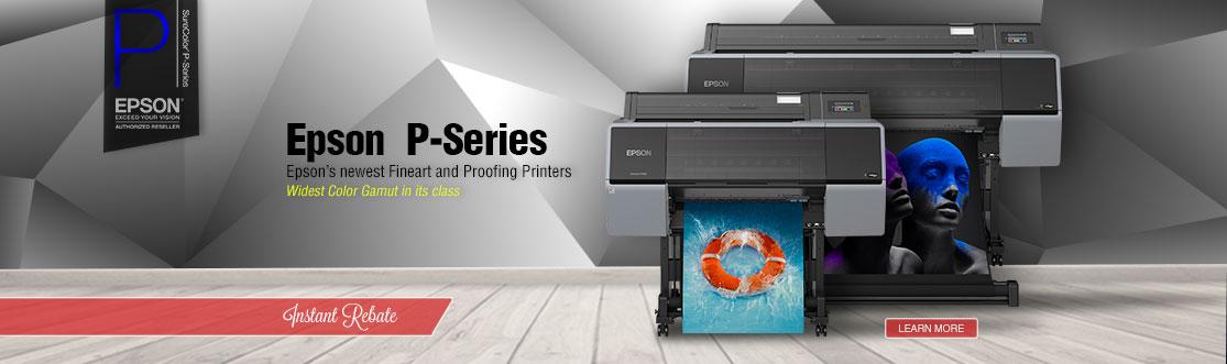 Epson P-Series Printers